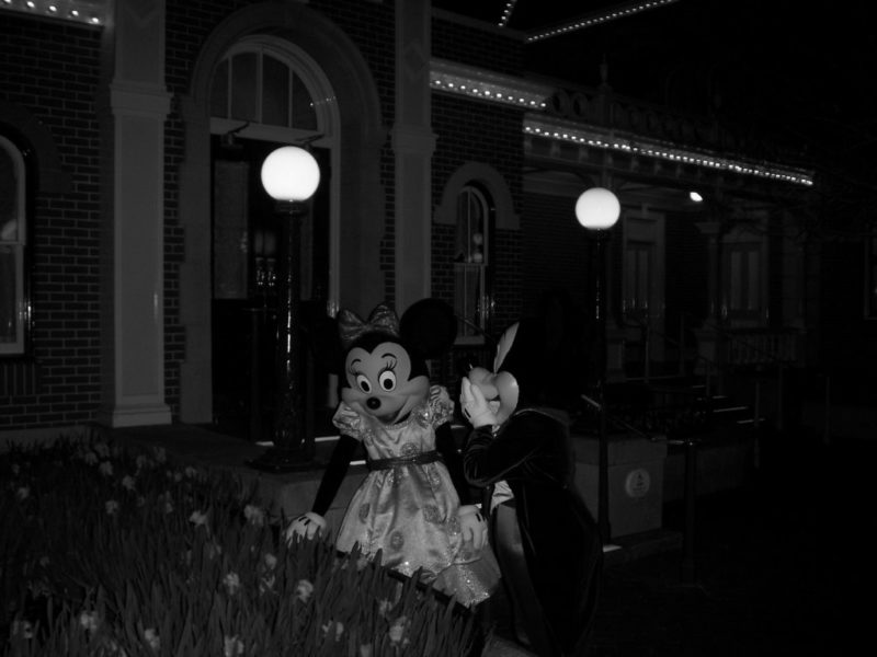 Disney romance