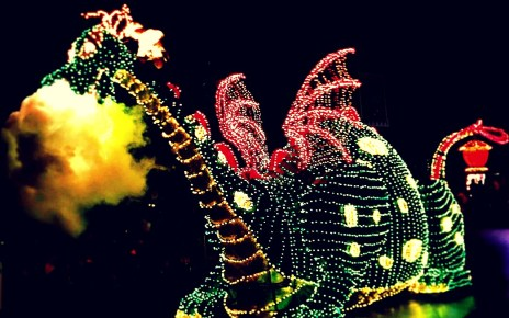 Main Street Electrical Parade Disneyland