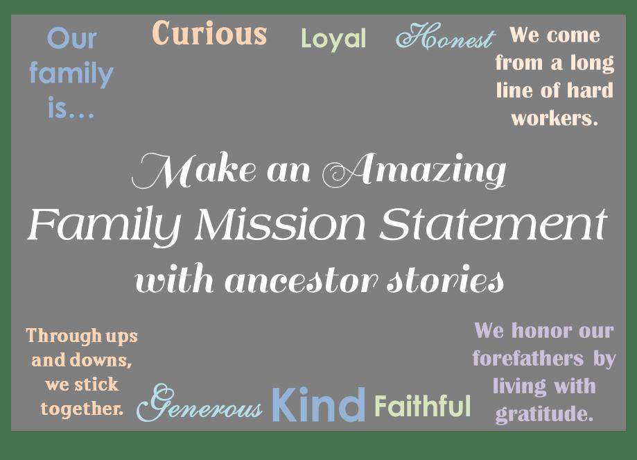 statement family net worth