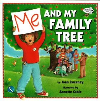 Books about Families for Pre