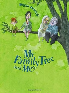 my family tree and me back cover