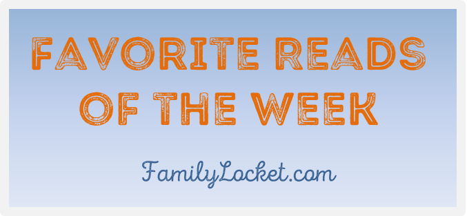 Favorite Reads of the Week: 5 March 2016