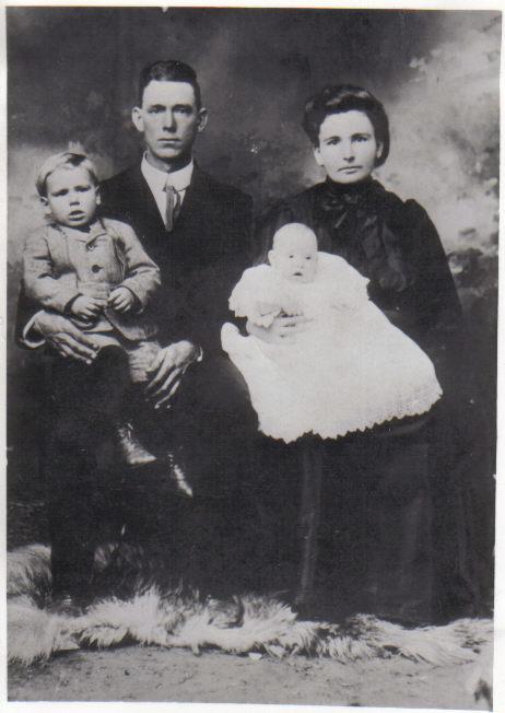William Houston Shults Family