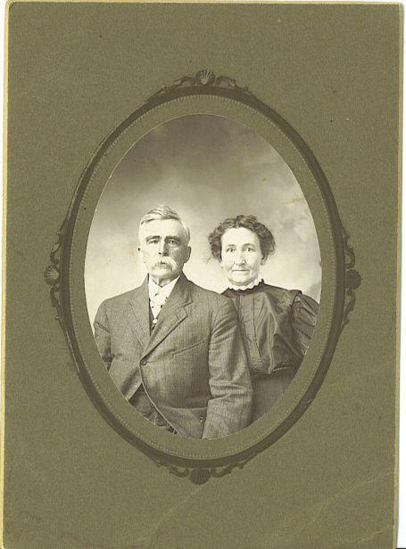 Robert and Isabella Royston