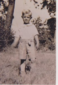 billy age 5