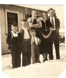 elder family 1936