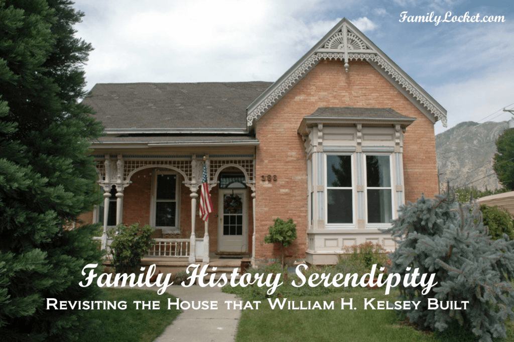 family history serendipity revisiting the house that william h kelsey built