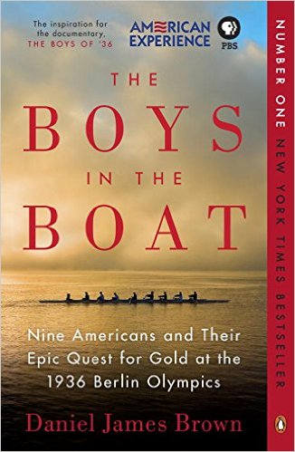 The Olympics and The Boys in the Boat: August Book Club Selection