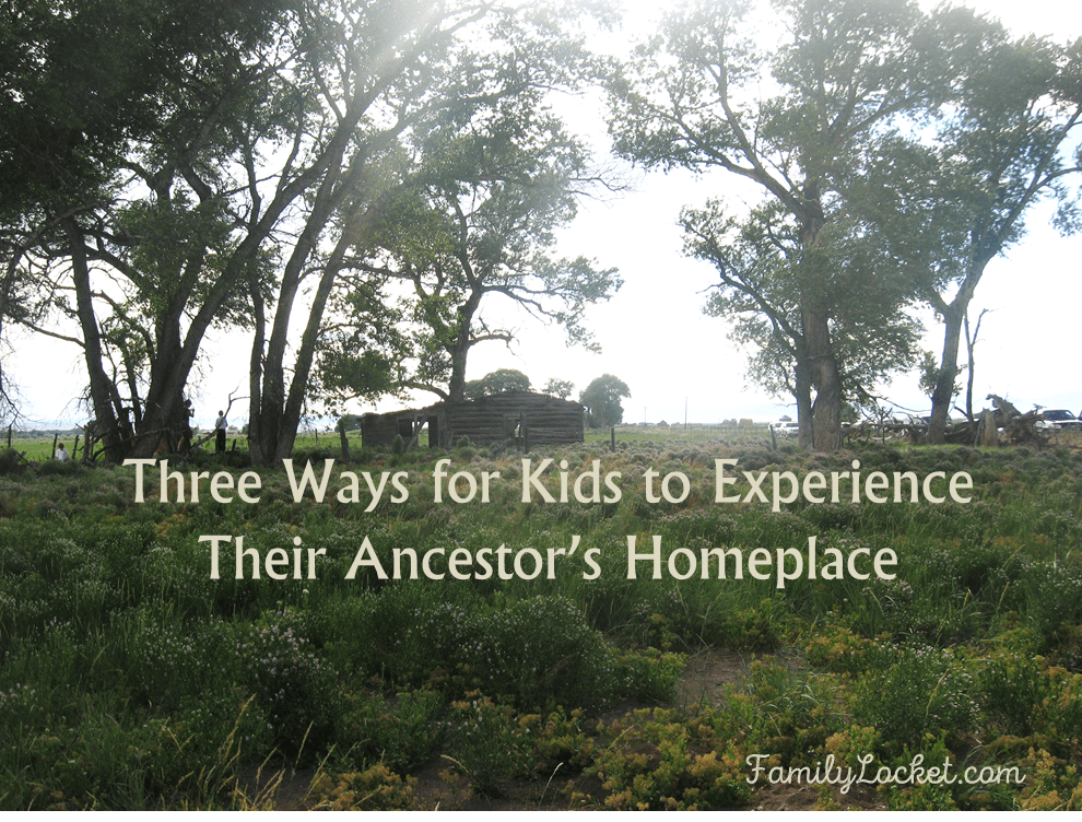 Three Ways for Kids to Experience Their Ancestor's Homeplace