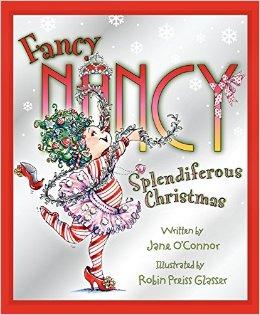 """Fancy Nancy Splendiferous Christmas"" – Teaching about Heirloom Decorations"
