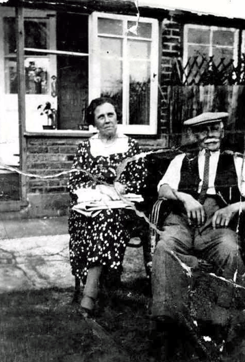Alana's great great grandparents