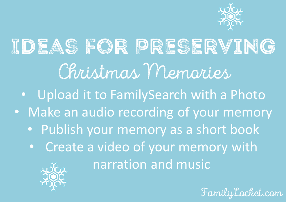 ideas-for-preserving-christmas-memories