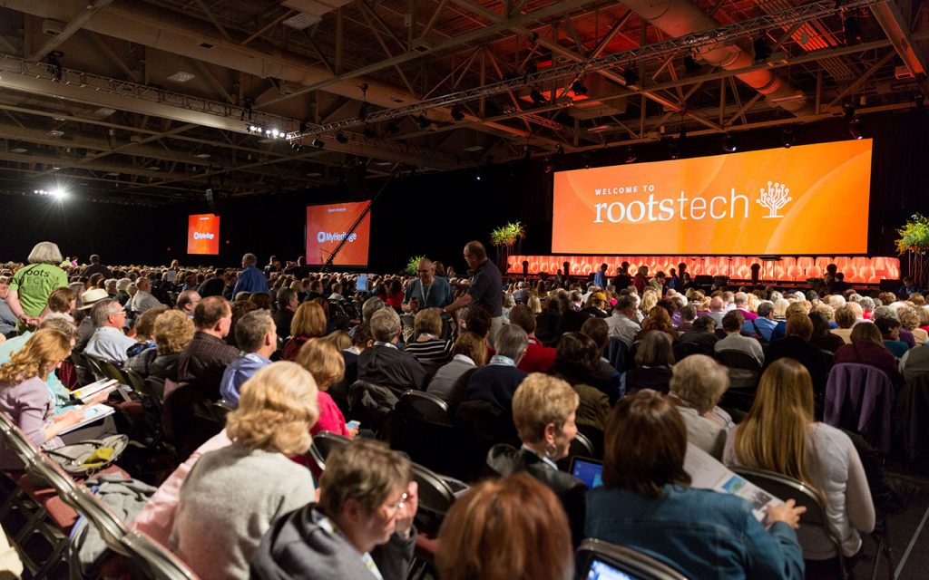Experience RootsTech 2017 from the Comfort of your Home