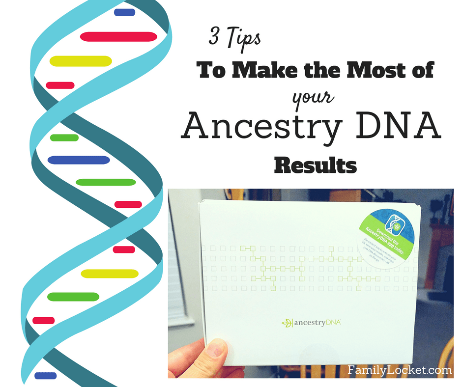 have you taken the ancestry dna test and now youu0027re wondering what to do with your results besides viewing your ethnicity estimate what else can you do to