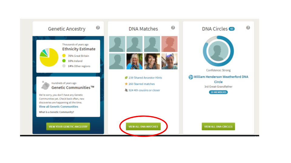 how to find out your ancestry through dna