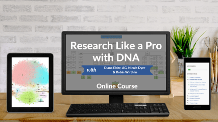 RLP with DNA ecourse image