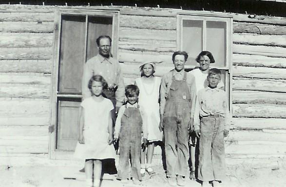 1934 - Gorringe Family Pictures
