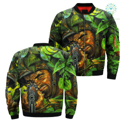 familyloves.com Gun Sight Over Print Jacket %tag