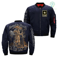 Second to none United States Army Over Print Jacket %tag familyloves.com