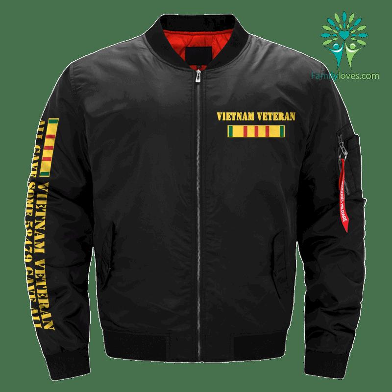 all gave some, 58479 gave all, Vietnam Veteran of America Over Print Jacket %tag familyloves.com
