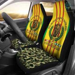 ALL GAVE SOME, 58479 GAVE ALL, VIETNAM VETERAN OF AMERICA CAR SEAT COVER %tag familyloves.com