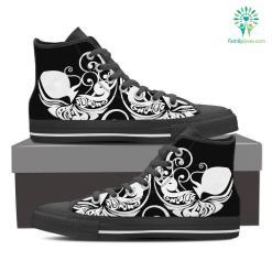 Aquarius High Shoes White %tag familyloves.com