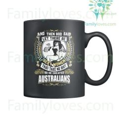 AUSTRALIANS - MUGS %tag familyloves.com