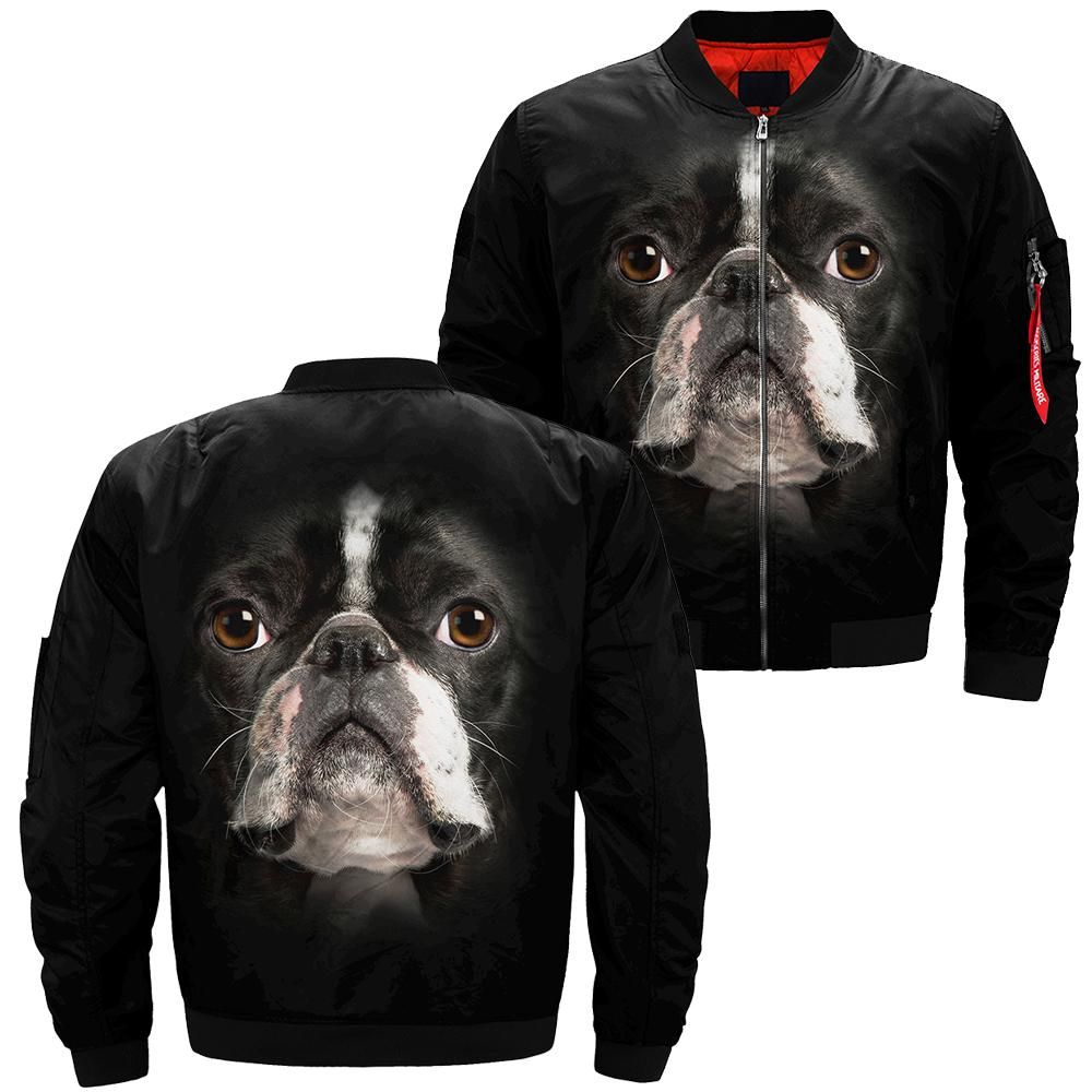boston-terrier-over_e3a29d83-1e0b-589a-98fd-29e184ae8b3b Boston Terrier over print jacket  %tag