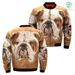 familyloves.com Bulldog over print jacket 2 %tag