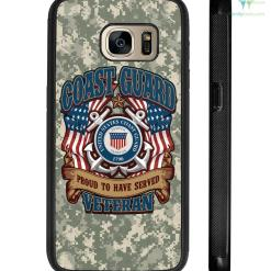 Coast Guard Proud To Have Served Veteran Samsung, iPhone case %tag familyloves.com