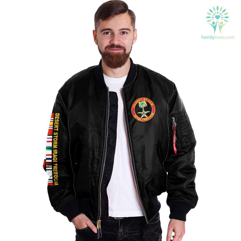 Desert storm iraqi freedom veteran over print jacket %tag familyloves.com