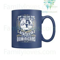 DOMINICANS - MUGS %tag familyloves.com