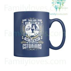 ESTONIANS - MUGS %tag familyloves.com