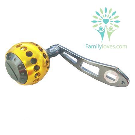 Fishing Reel Rocker Strong Durable Single Fishing Reel %tag familyloves.com