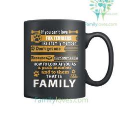 FOX TERRIERS DOG - MUGS %tag familyloves.com