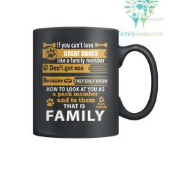 GREAT DANES DOG - MUGS %tag familyloves.com
