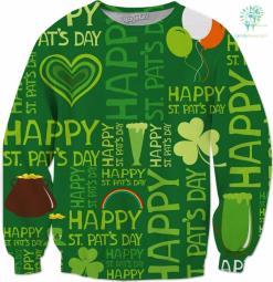 Happy patrick's day St. Patricks shirt, St. Patrick's Day shirt, St. Patricks day, St Pattys day shirt, Sizes S-5XL %tag familyloves.com