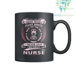 familyloves.com I Am A Nurse Mugs %tag