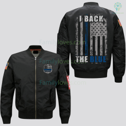 POLICE JACKET %tag familyloves.com