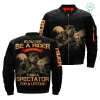 familyloves.com i'd rather be a rider for a minute than a spectator for a lifetime OVER PRINT JACKET %tag