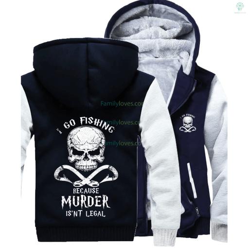 I go Fishing Mens Sweatshirts %tag familyloves.com