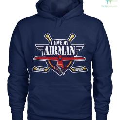 familyloves.com I love my airman men, women t-shirt, hoodie %tag