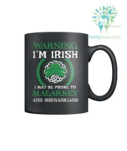 I'M IRISH - MUGS St. Patricks shirt, St. Patrick's Day shirt, St. Patricks day, St Pattys day shirt, Sizes S-5XL %tag familyloves.com