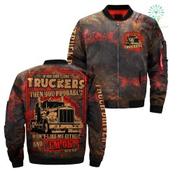 If you don't like truckers then you probably over print jacket - Over Print, XL %tag familyloves.com