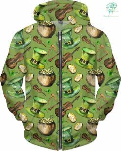 Irish hoodie St. Patricks shirt, St. Patrick's Day shirt, St. Patricks day, St Pattys day shirt, Sizes S-5XL %tag familyloves.com