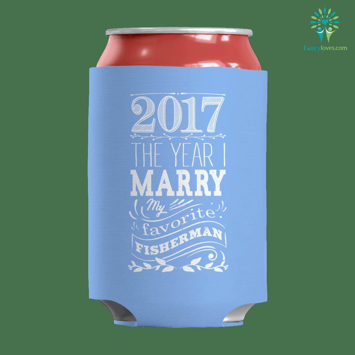Limited Edition - 2017 MARRY MY FAV FISHERMAN 1 %tag familyloves.com