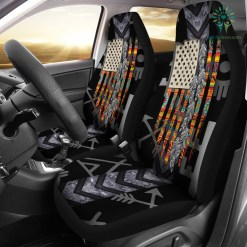 Native american black car seat cover %tag familyloves.com