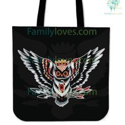 Native American Owl Tote Bags %tag familyloves.com