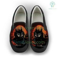 familyloves.com NATIVE AMERICAN OWL SLIP-ON SHOES %tag