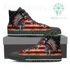 familyloves.com Native american skull shoes for women %tag